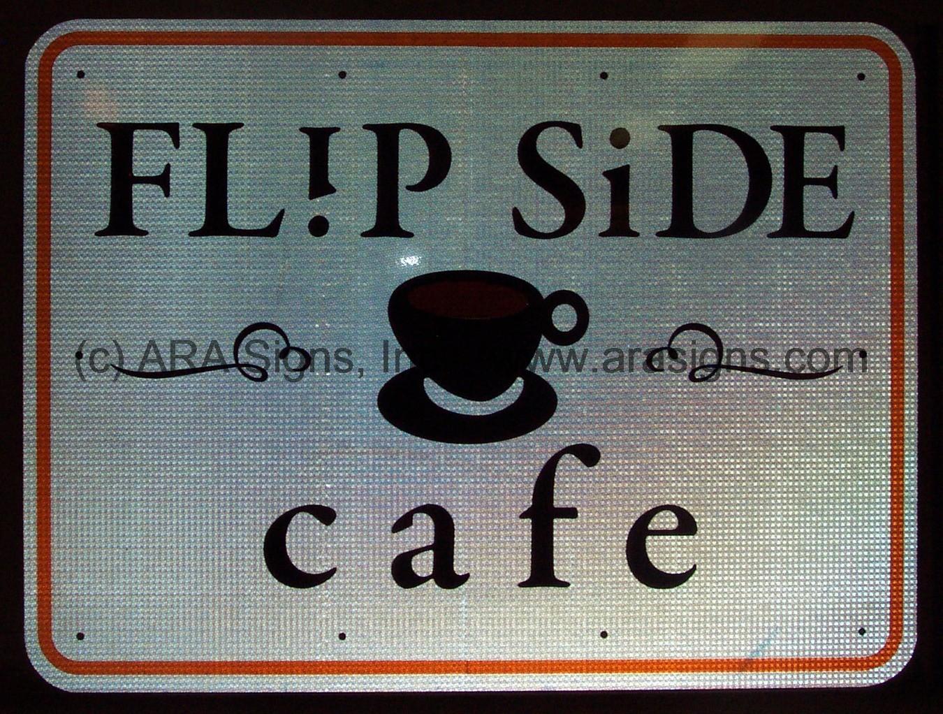 Flip Side Cafe