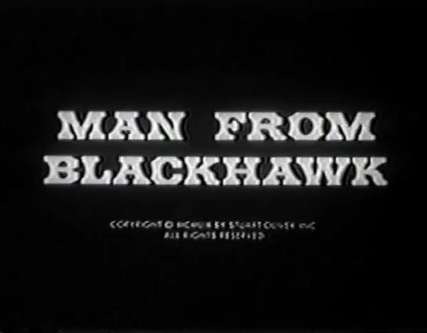 The Man from Blackhawk
