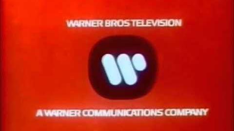 Warner Bros. Television Logo 1972-1977 Alt