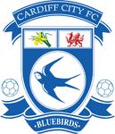 Cardiff City FC logo (2008-2012)