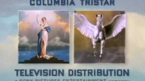 Columbia TriStar Television Distribution short logo (1996)