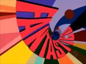 Fantástico 2012 special logo by Beatriz Milhazes for episode 2000
