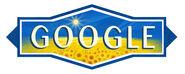 Google Ukraine Independence Day 2016