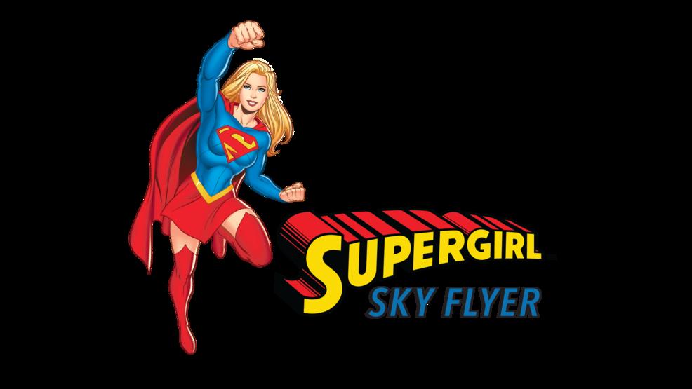 Supergirl Sky Flyer