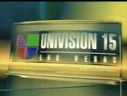 Univision 15 Las Vegas Ident 2006