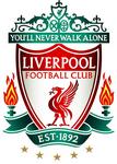 Liverpool FC logo (five gold stars)