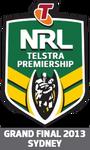 NRL-Grand-Final-2013-Logo