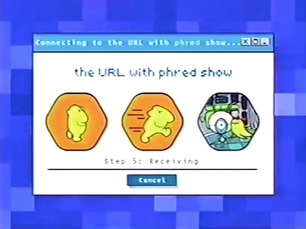 The URL with Phred Show