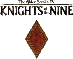 The Elder Scrolls IV - Knights of the Nine.png