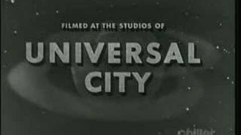 "Universal Television ""Zooming Globe"" Logo (1964)"