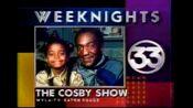 WVLA-TV 33 Cosby Show promo