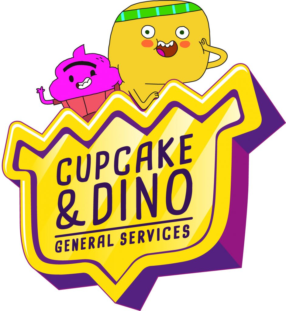 Cupcake & Dino: General Services