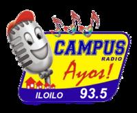 Campus Radio 93.5 Iloilo Logo 2008.png