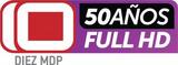 Diez MDP (Logo 50º aniversario)