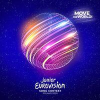 JESC 2020 album cover