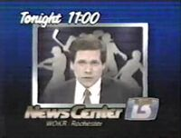 WOKR News Center 13 at 11 sports bumper 1987