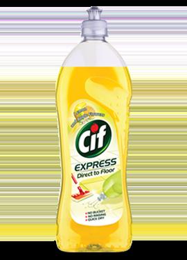 Cif Express Lemon and Apple Flowers