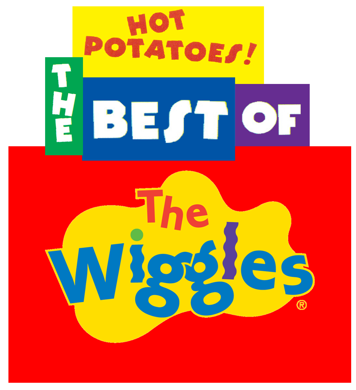 Hot Potatoes! The Best of The Wiggles (2009 album)