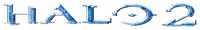 Halo 2 Logo (Blue)