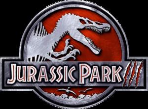 Jurassic Park III - Original logo.png