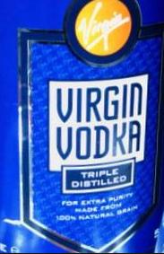 Virgin Vodka