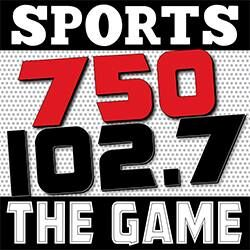 KXTG Sports 750 AM 102.7 FM The Game.jpg