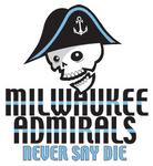 Milwaukee Admirals logo (with motto)