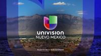Univision Nuevo México KLUZ-DT Albuquerque Ident December 2017