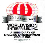 Worldvision Enterprises (25th Anniversary) (Red Version)
