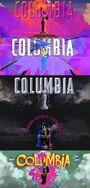 Columbia Pics. (Spider-Verse Variant D)