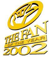 Fan of the Year 2002