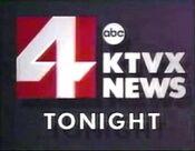 KTVX 4 News Tonight 1991
