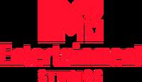 MTV Entertainment Studios Logo (2021; Red)