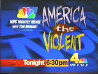 WTVJ NBC Nightly News 1994 Promo