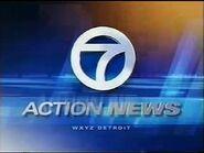 WXYZ-TV 7pm News 702006