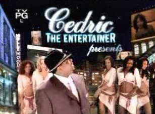 Cedric the Entretainer Presents