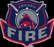 Chicago Fire logo (alternative)
