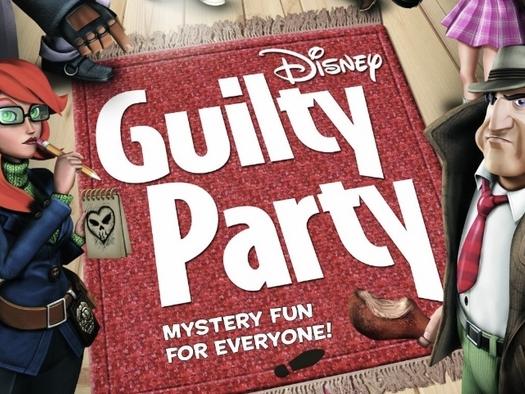 Disney's Guilty Party
