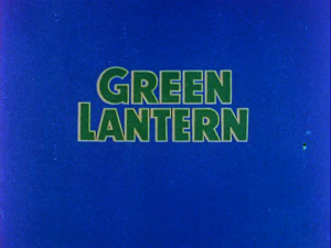 Green Lantern (TV series)