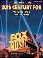 The Music of TCF on Fox Music Logo