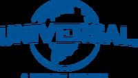 Universal Studios logo Blue