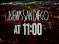 KNSD News open 1991 1