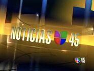 Kxln noticias univision 45 opening 2006