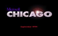 Microsoft Chicago Bootscreen (September 1994)