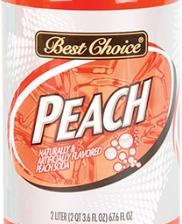 Best Choice Peach