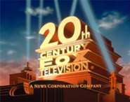 20th Century Fox Television (1995-1997) Corporate Logo