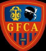 Gazélec FC Ajaccio logo.png