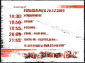 Program dnia TVP Polonia (26.12.2005)