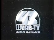 WUAB Channel 43 1985
