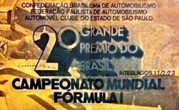 Brazilian Gran Prix(Formula 1)/Posters